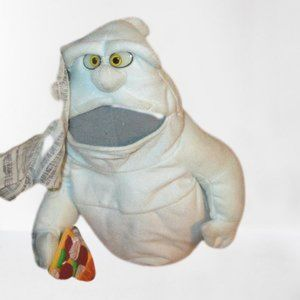 "15"" Tall Casper the Ghost Plush Stinky the Ghost"